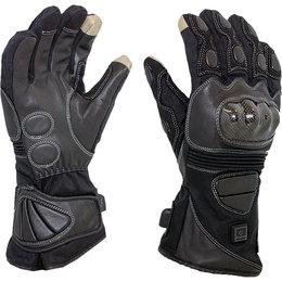 Venture Heat Mens BX-125 12V Heated Gloves Black