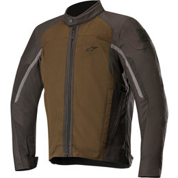 Alpinestars Mens Spartan Armored Textile Jacket Black