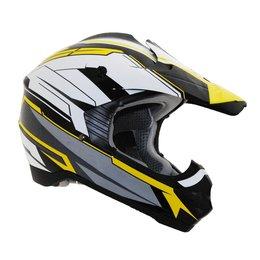 Vega Youth Viper Jr. Stage Helmet Yellow