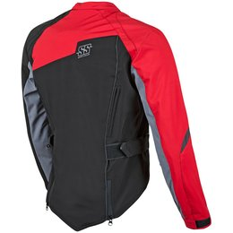 Speed & Strength Womens Backlash Armored Textile Jacket Red
