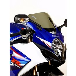Zero Gravity SR Windscreen Smoke For Yamaha YZF R6 08-11