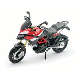 New Ray Toys Ducati Multistrada 1200S Motorcycle Toy 1:12 Scale Pikes Peak 57533