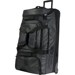 Fox Racing Shuttle Wheeled Gear Bag Black