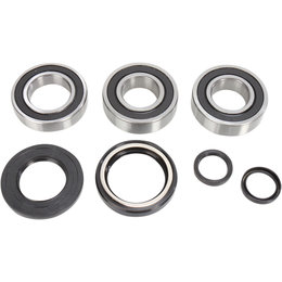 Bearing Connections Rear Wheel Bearing/Seal Kit For Hon Foreman Rancher Rubicon