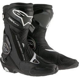 Alpinestars Mens S-MX SMX Plus CE Riding Boots Black