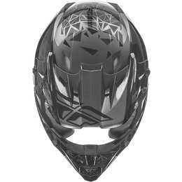 Fly Racing Kinetic Crux Helmet Black