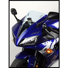 Zero Gravity SR Windscreen Clear For Suzuki GSXR 08-10