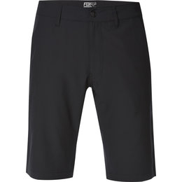 Fox Racing Mens Essex Tech Shorts Black