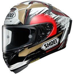 Shoei X-Fourteen X14 X-14 Marquez Motegi 2 Full Face Helmet Red