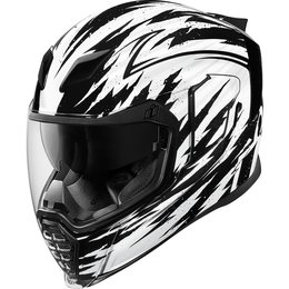Icon Airflite Fayder Full Face Helmet White