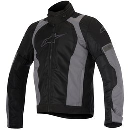 Alpinestars Mens Amok Air Drystar Lined Armored Textile Jacket Black