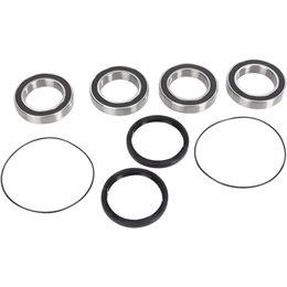 Bearing Connections Rear Wheel Bearing/Seal Kit For Suzuki LT-R450 2006-2007