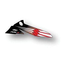N/a Factory Effex Graphics Kit 2011 Style For Suzuki Rm85 02-11