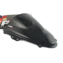 Puig Racing Windscreen Dark Smoke For Suzuki GSX-R600 GSX-R750 2004-2005