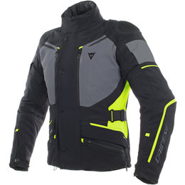Dainese Mens Carve Master 2 Gore-Tex Armored Textile Jacket Black