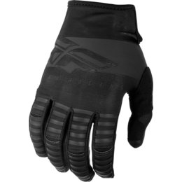 Fly Racing Mens Kinetic Shield Gloves Black