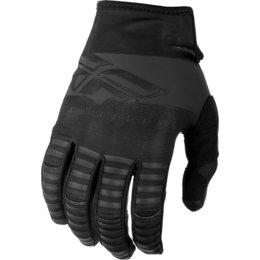 Fly Racing Mens Kinetic Shield Gloves Black
