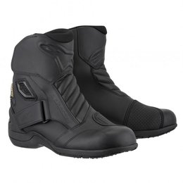 Black Alpinestars New Land Gore-tex Boots 2013 Us 3.5 Eu 36