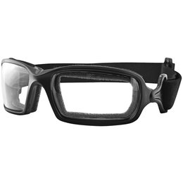 Black Bobster Fuel Photochromic Goggles Clear