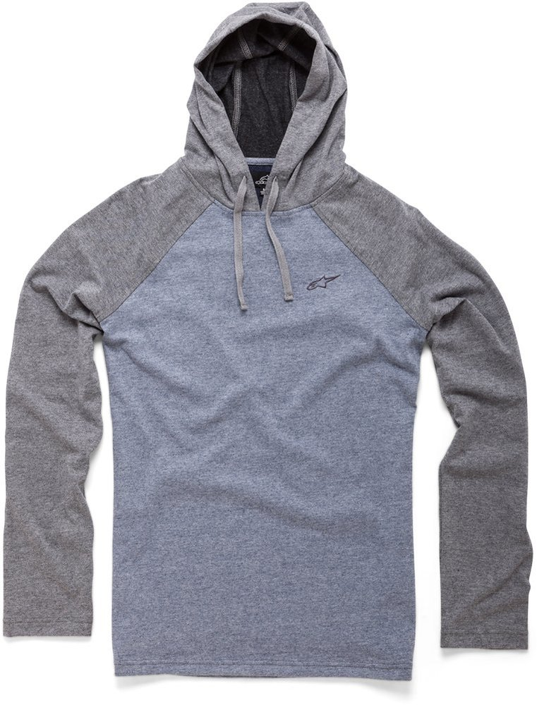 $38.35 Alpinestars Mens Quest Hooded Pullover Long Sleeve #997088