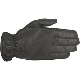 Alpinestars Mens Oscar Collection Bandit Leather Gloves Black