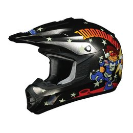 Rocket Boy Afx Boys Fx-17y Fx17y Helmet