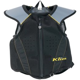 Klim Youth Lightweight Breathable Adjustable MX Offroad Tek Vest Black