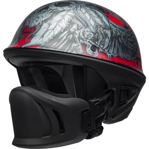 Bell Full Face Helmet >> $249.95 Bell Powersports Rogue Airtrix Half Helmet #1077482