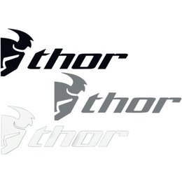 Multi Thor Slant 5 Inch Die-cut Decals Stickers Ls 6 Pack