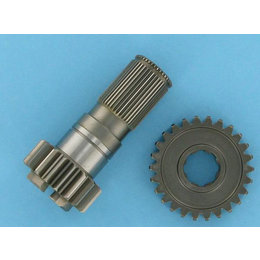 Andrews Close Ratio 4 Speed Gear Set For Harley Big Twin Unpainted