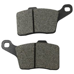 SPI Semi-Metallic Snowmobile Brake Pads DOT Approved Pair 05-252 Unpainted