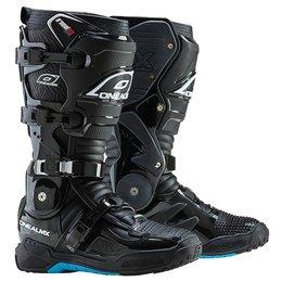 Black Oneal Mens Rdx Mx Pro Boots 2014 Us 7
