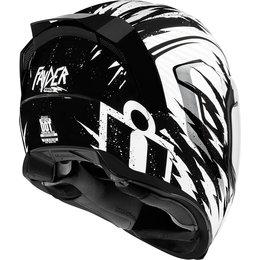 Icon Airflite Fayder Full Face Helmet White