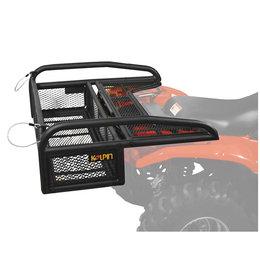 Black Kolpin Outdoors Collapsible Drop Rack Rear