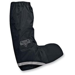 Black Nelson-rigg Waterproof Boot Covers