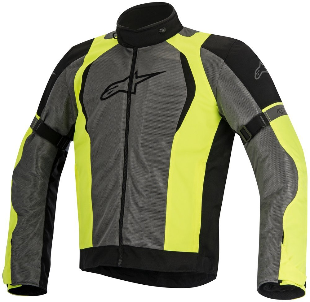 Alpinestars Motorcycle Jacket >> $212.65 Alpinestars Mens Amok Air Drystar Lined Armored ...