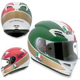 Giacomo Agostini Replica Agv Grid Full Face Helmet