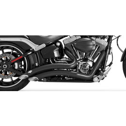 Vance & Hines Big Radius 2 Into 2 Dual Exhaust For Harley Breakout 46065
