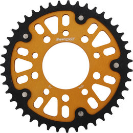 Supersprox Stealth Rear Sprocket 43T Honda Triumph Gold RST-1334-43-GLD Gold