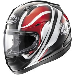 Red Arai Signet-q Zero Full Face Helmet