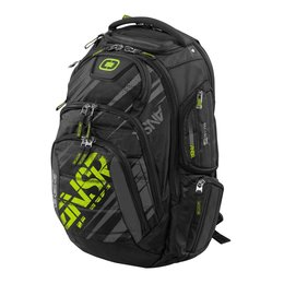 Answer By Ogio Velocity RSS Motorsports School Travel Backpack Grey