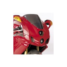 Zero Gravity SR Windscreen Smoke For Ducati Monster 00-08