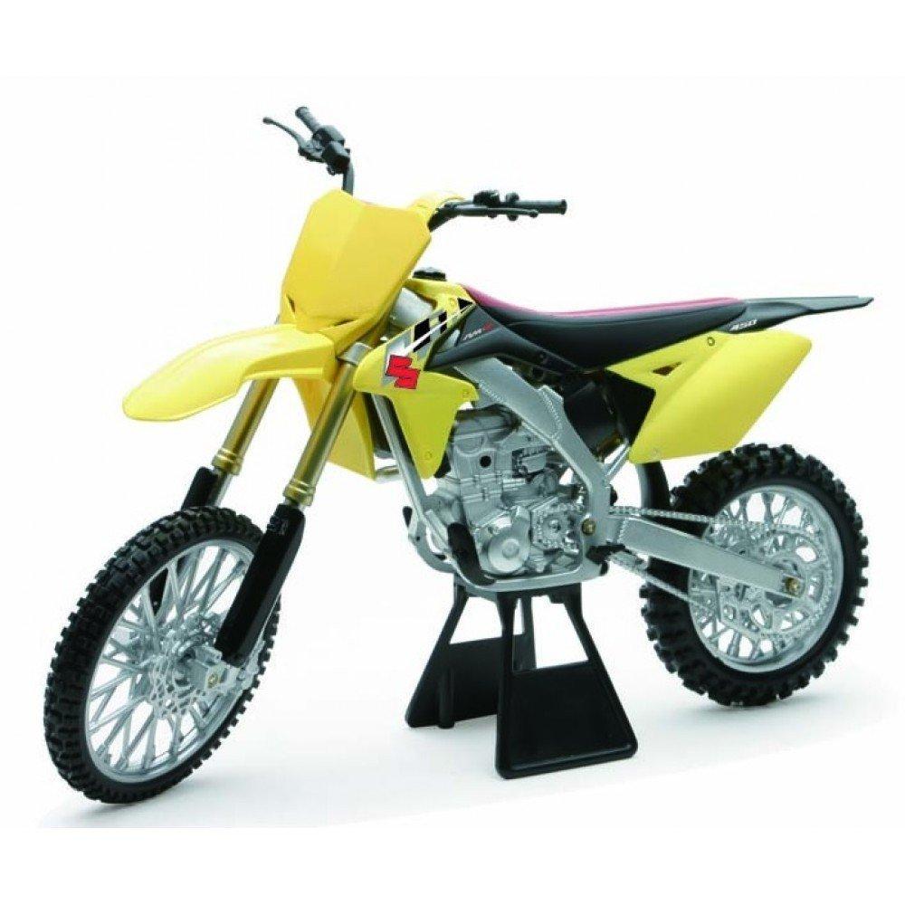 $31.32 New Ray Toys Suzuki RM-Z450 2014 Dirt Bike Toy 1:6 #1039007