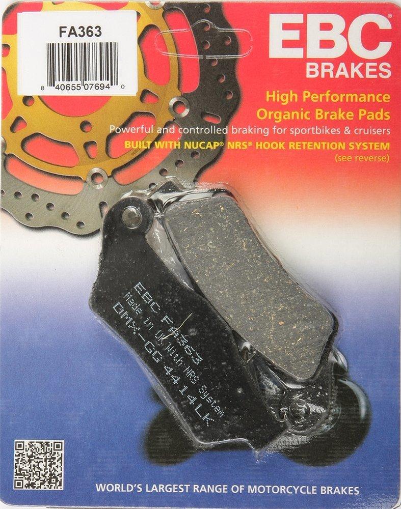 EBC Organic Rear Brake Pads For BMW 1998 R1150 GS