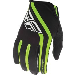 Fly Racing Youth Boys Lite Windproof MX Gloves Black