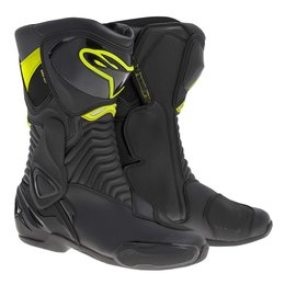 Alpinestars Mens SMX-6 Boots 2014 Black