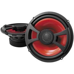 Hawg Wired ZX654-100 ZX Series 6.5 In Component Speakers Pr For H-D FLHT/X FLTR