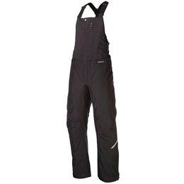 Klim Mens Klimate Gore-Tex Insulated Textile Snowmobile Bibs Black