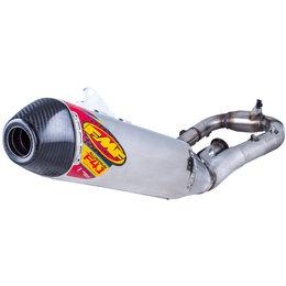 FMF Factory 4.1 RCT Full Exhaust SS Aluminum Carbon Fiber Yamaha YZ450F 044446 Unpainted