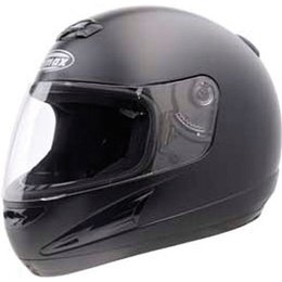 Flat Black Gmax Gm38 Full Face Helmet